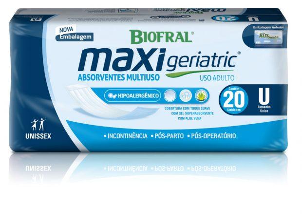 absorvente geriatrico maxi geriatric