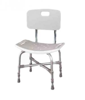 Cadeira para Banho com Encosto Bariátrica