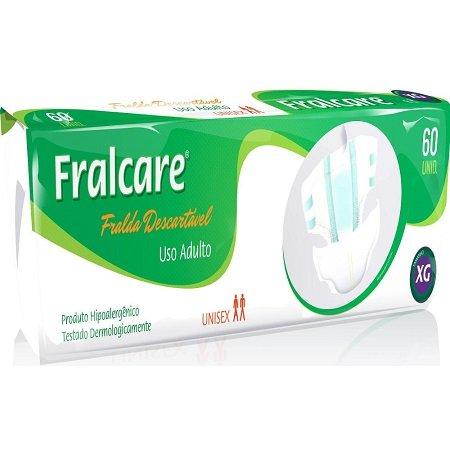 Fralda Adulto Fralcare XG