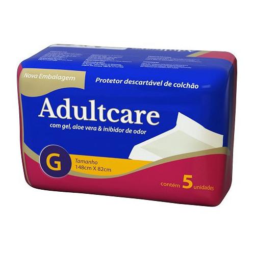 Compre Protetor De Colchão Adultcare Descartável G