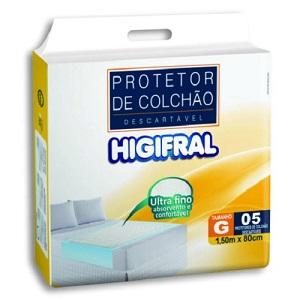Protetor de Colchão Higifral G