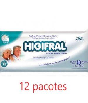 Caixa Toalha Higifral Adulto
