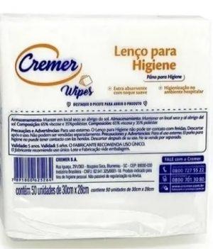 Cremer-Wipes-lenço-higiene